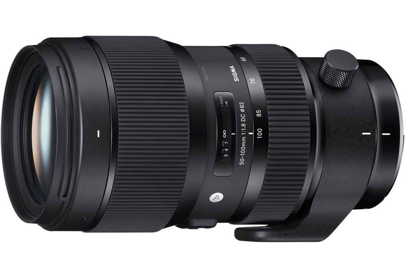 Sigma 50-100 mm f/1.8 DC HSM Art